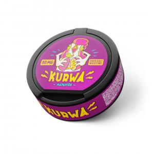 Kurwa Passion Fruit Snus Pods Direct