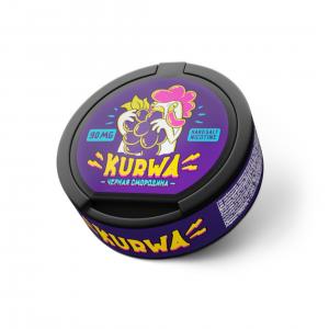 Kurwa Blackcurrant Snus Pods Direct