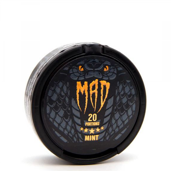 MAD Mint 44mg Snus Pods Direct