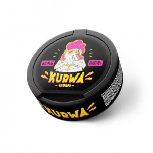 Kurwa Black Tea Snus Pods Direct