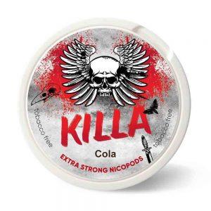 Killa Cold 24mg Snus Pods Direct