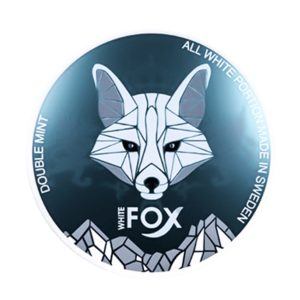 White Fox Double Mint Snus Pods Direct