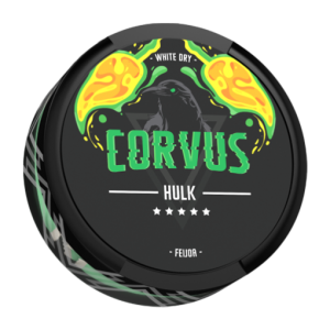 Corvus Hulk Feijoa Snus Pods Direct