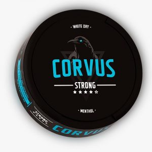 Corvus Strong Menthol Snus Pods Direct