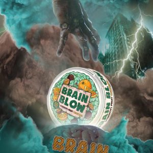 Brain Blow Passion Fruit Snus