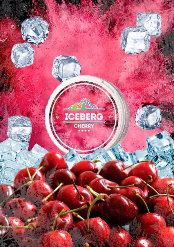 Iceberg Cherry Snus