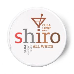 Shiro | Cuba Libre